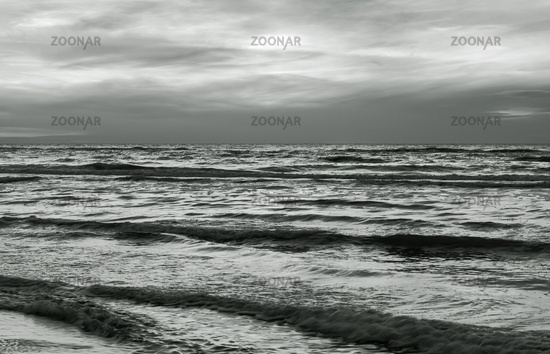 Baltic Sea - Mood at the Darsser west beach