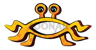 Pastafarianism sign
