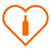 Flasche und Herz - Bottle and heart