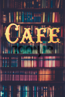 Book Store cafe
