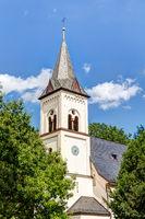 Protestant church in Bad Soden, Hesse