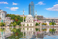 Molla Celebi Mosque in Istanbul, Bosphorus straight, Turkey