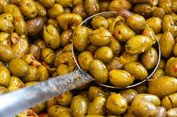 Spicy Nocellara Etnea olives