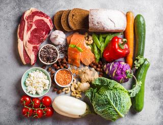 Healthy food ingredients