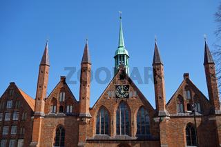 Heiligen-Geist-Hospital in Luebeck