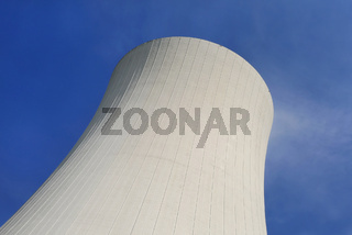 Kernkraftwerk - Kühlturm