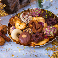 Delicious Christmas gingerbread dishes