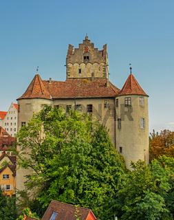 Burg Meersburg am Bodensee