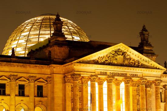 Reichstag Building 003. Berlin