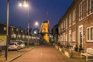 Windmühle De Hoop