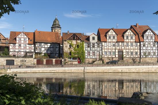City view with St.-Blasius church