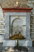 The Bachkovo Monastery of the Dormition of the Theotokos. Water source.