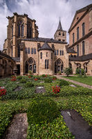 famous church in Trier, Eifel