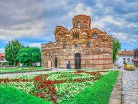 Pantocrator Church in Nessebar, Bulgaria