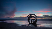 Mary's Shell at Cleveleys Beach