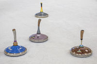 Impression curling