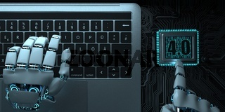 Robot Hand Processor 4.0 Notebook