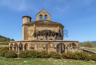 Church of Saint Mary of Eunate, Navarre, Spain