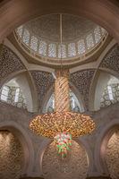 Swarovski Chandelier, Sheik Zayed  Mosque, Abu Dhabi, Emirates