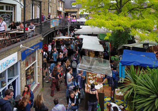 Camden Market - London