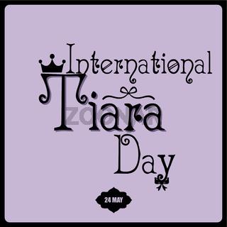 Banner Tiara Day