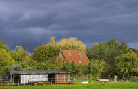 Farm idyll in Schleswig-Holstein
