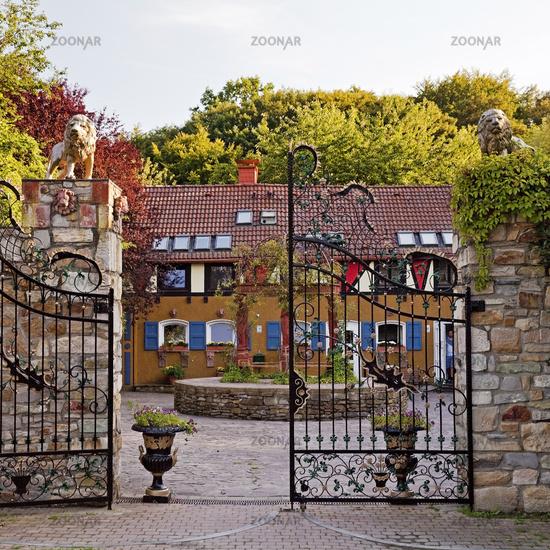 Manor Haus Laer, Bochum, Ruhr area, North Rhine-Westphalia, Germany, Europe
