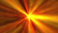 Computer generated background from bright rays of light, 3d rendering