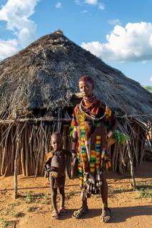 Hamar Tribe of the Omo River Valley, Southwestern Ethiopia