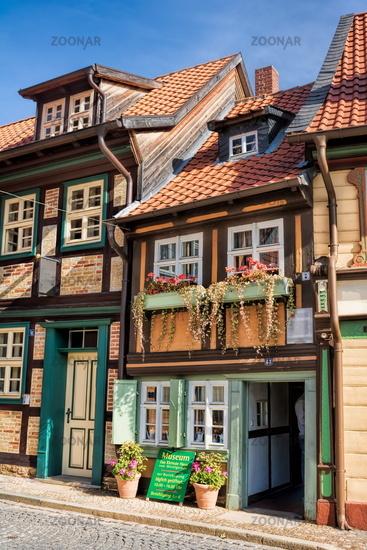 Kleinstes Haus von Wernigerode