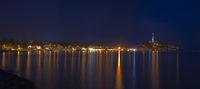 Rovinj Town Panorama
