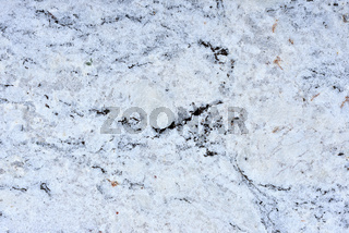Real natural ' GRANITE Snow White ' texture pattern.