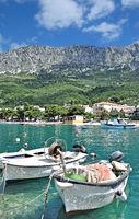 Drvenik at Makarska Riviera,adriatic Sea,Dalmatia,Croatia