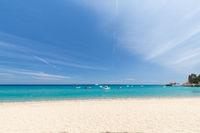 Beach Cala Luna