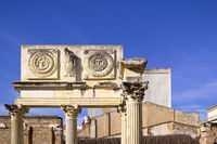 Merida was the ancient Roman town
