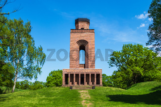 Bismarckturm im Spreewald in Burg