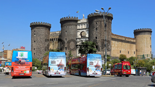 Sightseeing Buses Naples