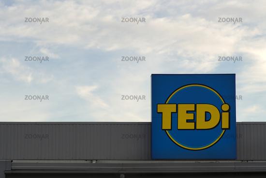 Tedi Nonfood store