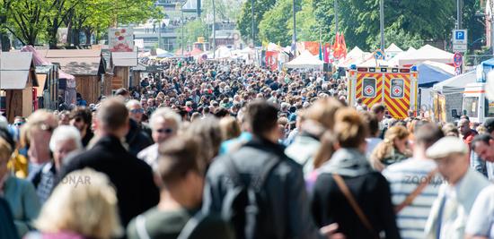Port Birthday Hamburg - The largest harbor festival in the world