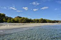 Sardinia Bidderosa Beach