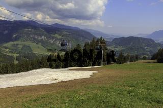 Söllereckbahn, Allgäuer Alpen, Mai
