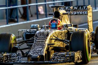 Red Bull Racing F1 Team, Daniil Kvyat, 2015