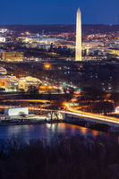 Washington DC Aerial