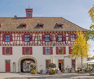 Güterhof Schaffhausen, Schweiz