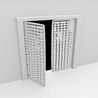 Keyboard Doors