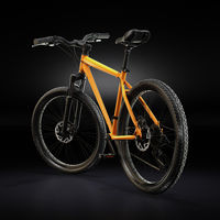 3D Rendering Mountain Bike
