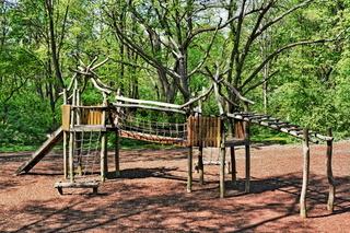 Holzspielplatz