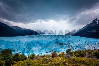 Glacier iceberg in Patagonia, Argentina