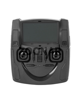 Radio remote control for drone
