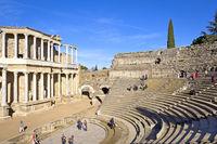 Roman Theaterin Merida